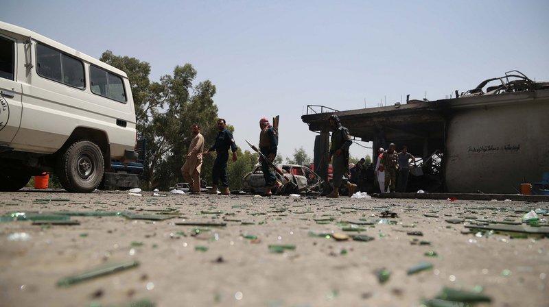 Afghanistan: une attaque près du département de l'éducation fait au moins 10 morts