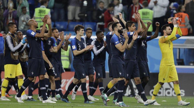 La France est favorite, mais la Croatie fait un excellent parcours dans cette Coupe du monde.
