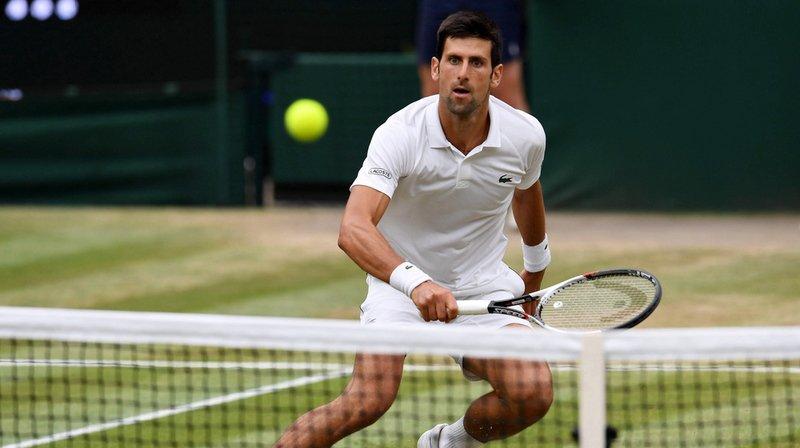 Tennis - Wimbledon: Novak Djokovic bat Nadal et se hisse en finale