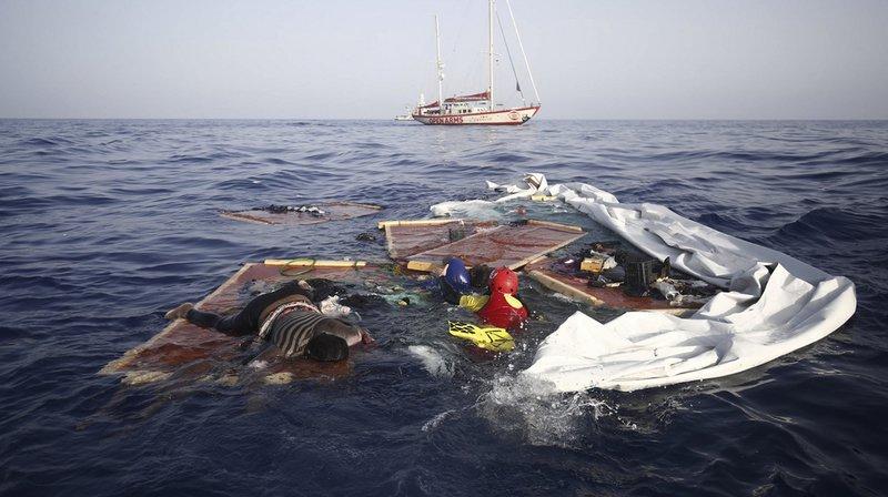 Migration: au moins 19 morts dans un naufrage au large de Chypre-Nord