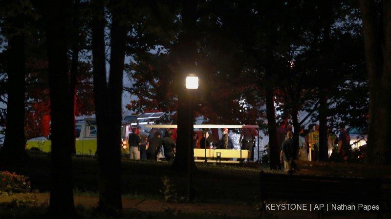 Etats-Unis: un véhicule amphibie chavire dans un lac du Missouri, au moins 17 morts