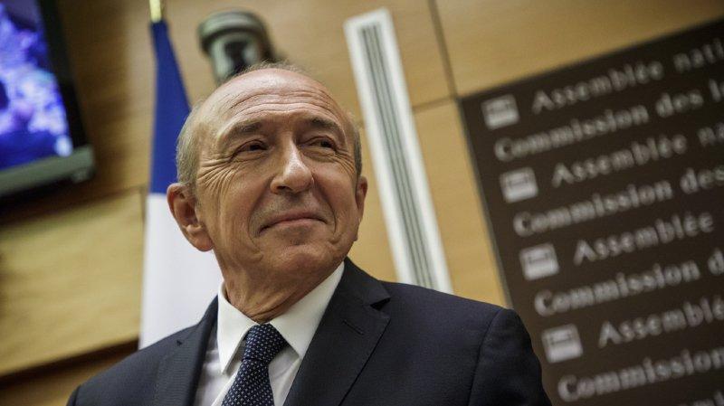 Affaire Benalla: le ministre de l'Intérieur Gérard Collomb charge l'Elysée