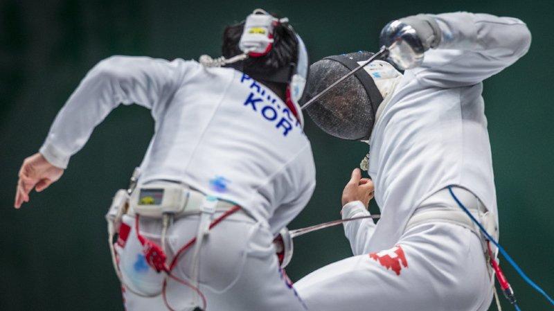 Escrime: l'équipe suisse masculine à l'épée remporte la médaille d'or aux Championnats du monde