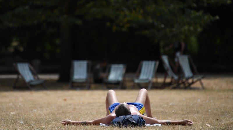 Climat: la canicule qui touche l'Europe serait un signe clair du réchauffement