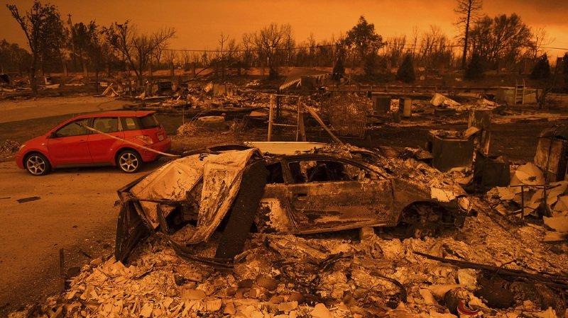 Etats-Unis: des milliers d'évacués à cause d'un incendie en Californie