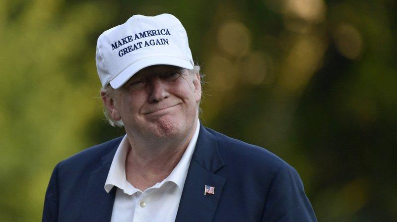 """Etats-Unis: Trump accuse le procureur Mueller de """"conflits d'intérêt"""" dans l'enquête sur l'ingérence russe"""