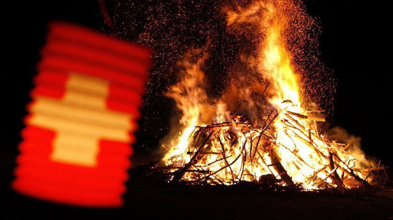 Il n'y pas que les feux d'artifice qui représentent un danger pour la faune (archives).