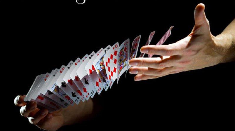"""Atelier magie """"La magie des cartes"""""""