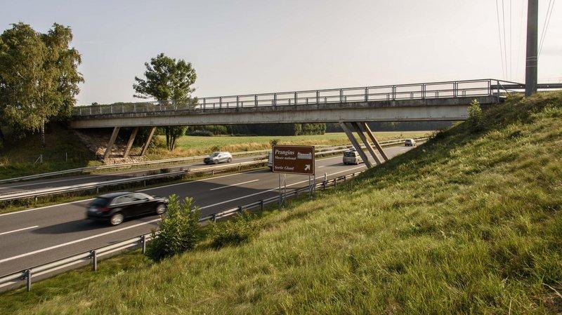 L'autoroute entre Gland et Rolle, en direction de Lausanne, sera fermée durant la nuit du 26 au 27 juillet.