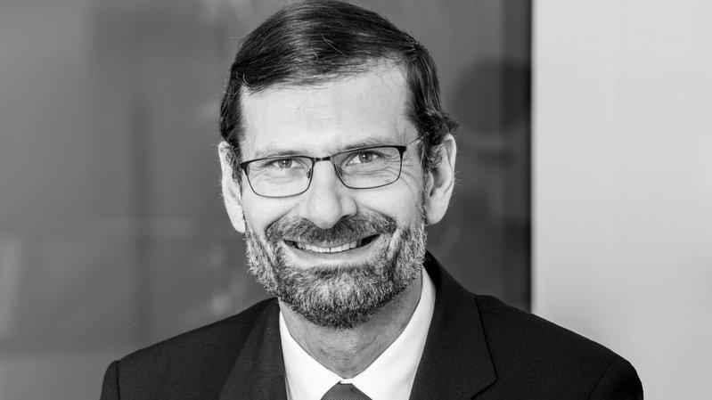 Laurent Balsiger sera le nouveau directeur à compter du 1er décembre.
