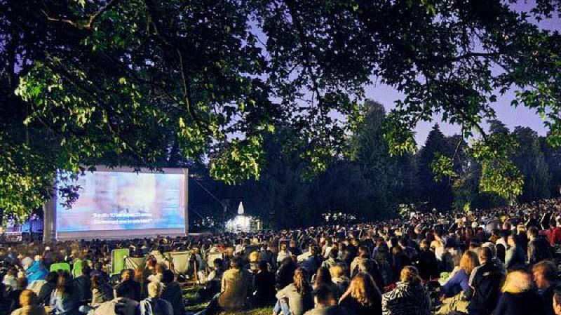 CINETRANSAT - Cinéma plein air