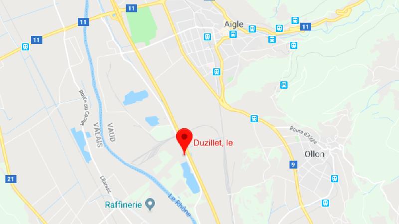 Ollon: accident de baignade au Duzillet