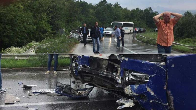 Kosovo: cinq membres d'une famille résidant en Suisse tués dans un accident