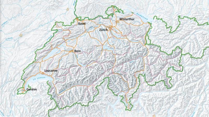 Réchauffement climatique: une nouvelle carte pour se prémunir des risques d'inondation