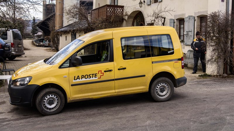 A Le Vaud, la Poste offrira un service à domicile.
