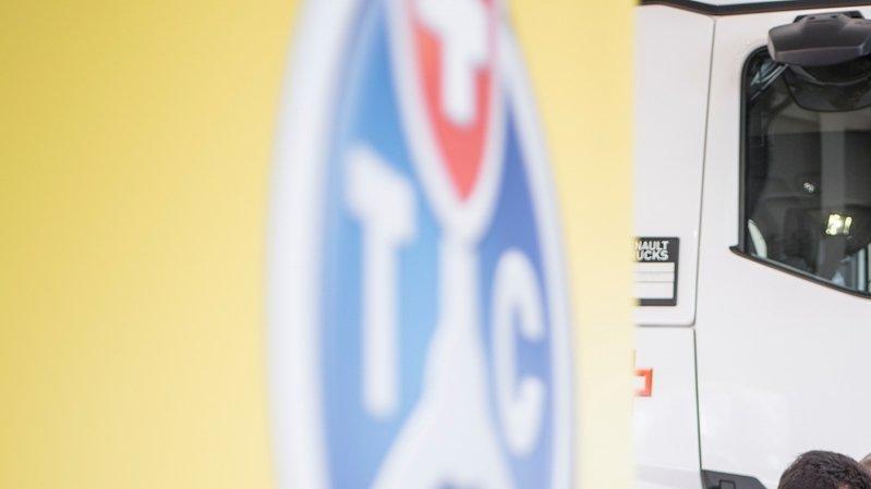 Autoroute du Chablais: soutien du TCS genevois