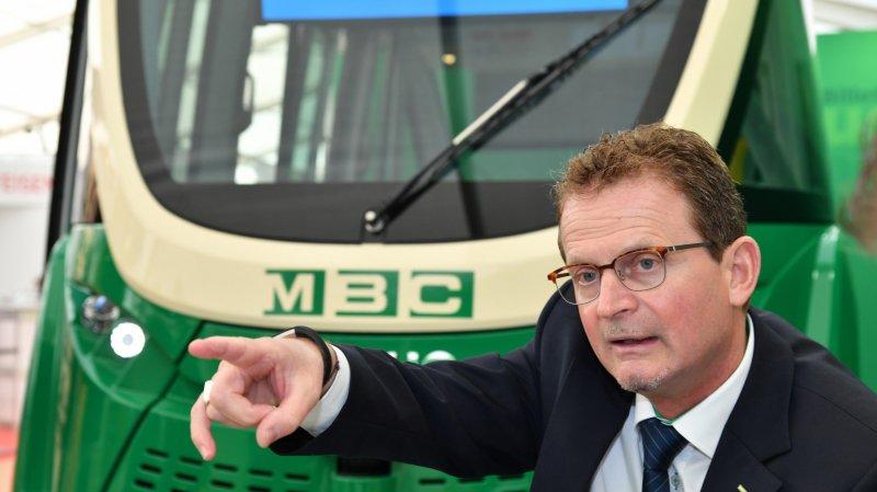Les MBC veulent investir 160millions de francs pour moderniser leur réseau