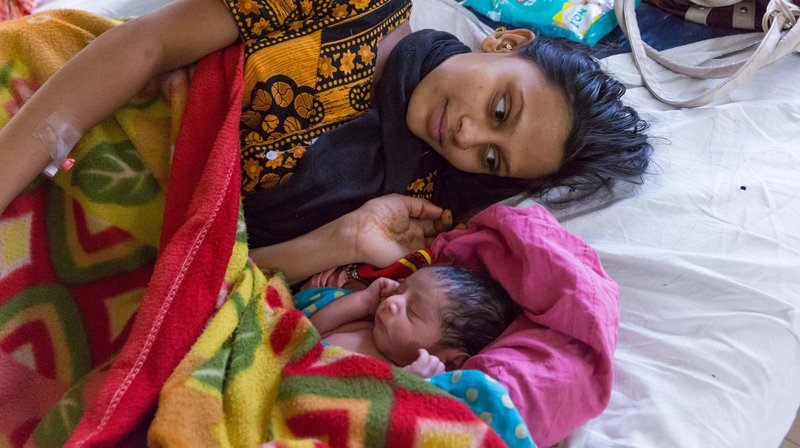 Un médicament pourrait sauver des femmes après l'accouchement
