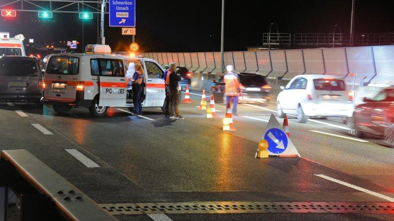 Un chauffard de 31 ans a presque écrasé une policière (SG)