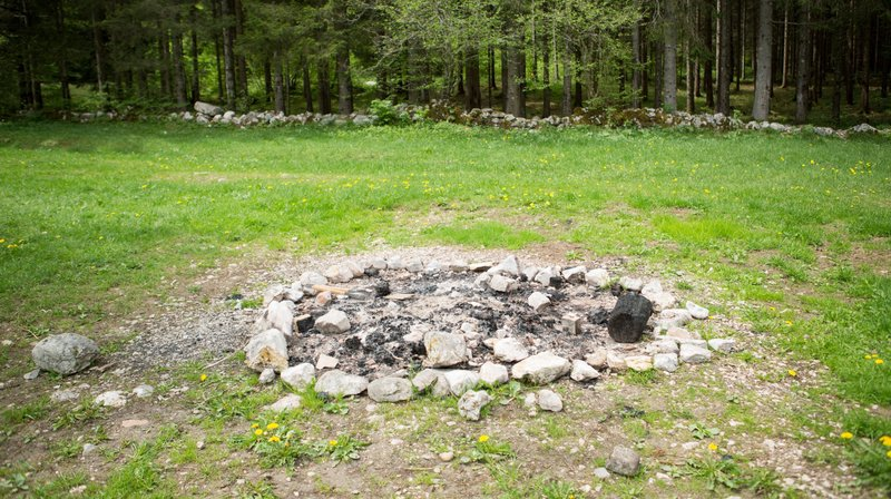 Feux en forêt: danger d'incendie, le Canton appelle à la prudence