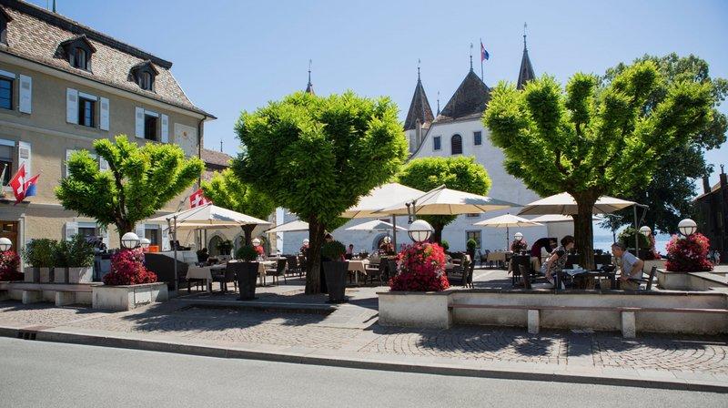 Un food-truck prendra ses quartiers sur la place du Château, à Nyon.