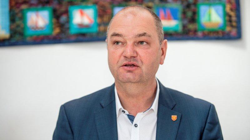 Yves Ravenel est le nouveau vice-président du Grand Conseil.