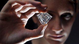 Plus d'un million de milliards de tonnes de diamants se trouvent sous la surface de la Terre selon les chercheurs du MIT