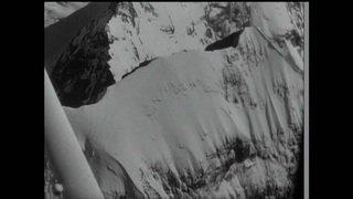 Première ascension de la face nord de l'Eiger il y a 80 ans