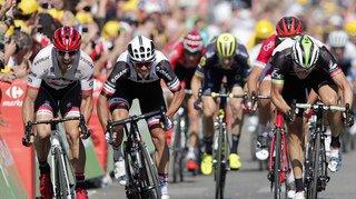 Cyclisme - Tour de France: John Degenkolb s'impose sur les pavés