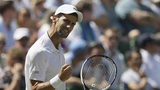 Tennis - Wimbledon: Djokovic l'emporte en finale face à Anderson et s'adjuge un 13e titre du Grand Chelem