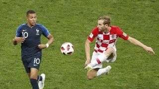 Coupe du monde 2018: la France est championne du monde pour la seconde fois de son histoire
