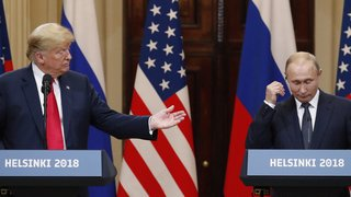 Etats-Unis/Russie: médias et politiques américains scandalisés par l'apathie de Trump face à Poutine
