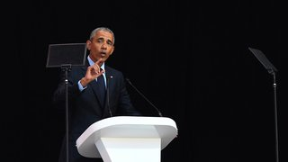 Afrique du Sud: Obama dénonce la politique de Trump lors du centenaire de la naissance de Mandela
