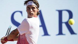 Tennis - Gstaad: Marc-Andrea Huesler éliminé en 8e, plus de Suisse en lice