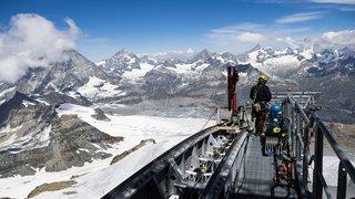 Zermatt: nouvelle cabine grand luxe pour rejoindre le Petit Cervin