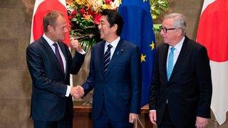 Le Japon et l'Union européenne à l'unisson