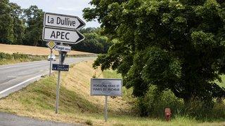 En travaux, la STEP empeste le secteur de la Dullive