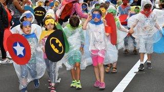 Nyon et Gland: la Fête des enfants et la Fête du Chêne en images