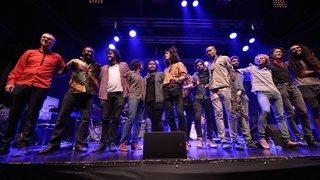 Paléo: La Tempête, collision jazz et transe