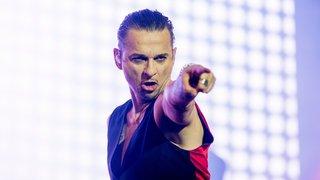 Paléo: Depeche Mode en pilote automatique