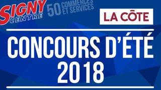 Concours d'été 2018 - Signy Centre