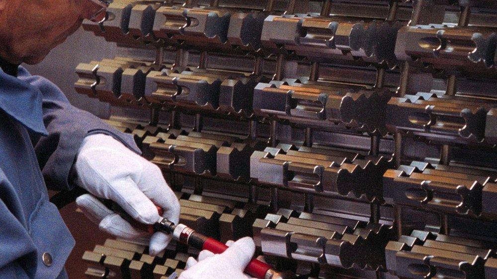 «Les PME n'ont plus autant de moyens d'investir dans la recherche», notamment dans la métallurgie.