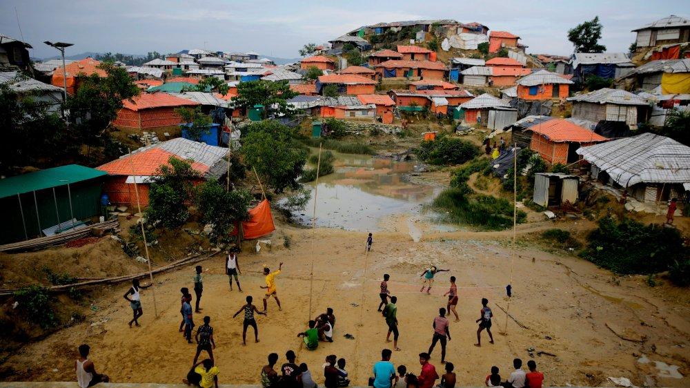 Un poète au cœur  du massacre des Rohingyas