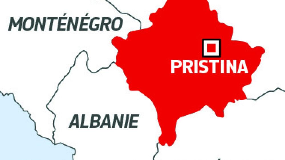 Pas de Kosovo  sur les cartes genevoises