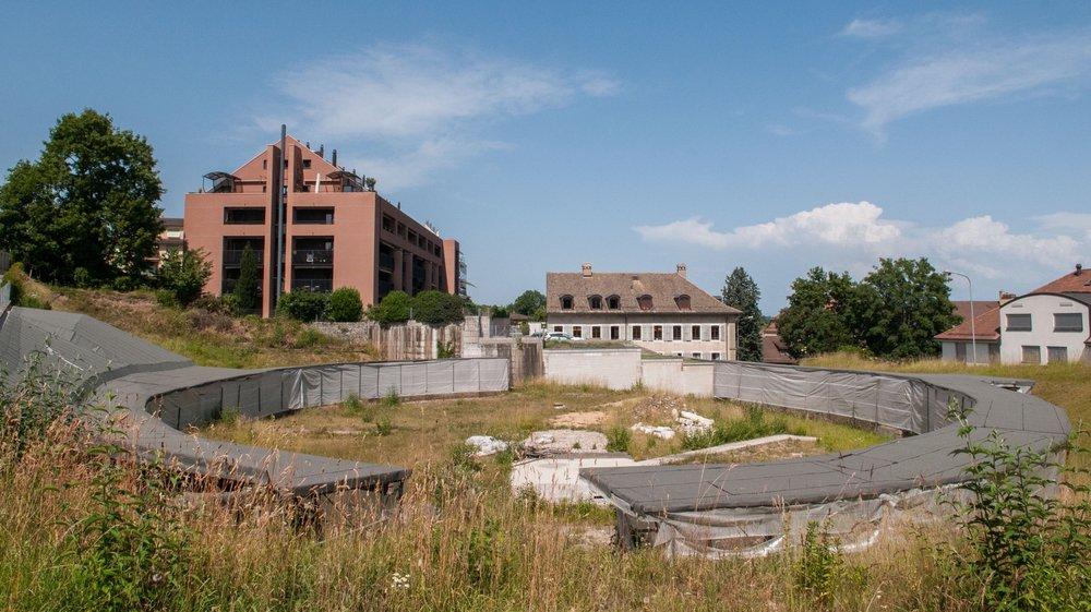 C'est une première étape pour la valorisation de l'arène romaine. Mais rien ne devrait sortir de terre avant quelques années.