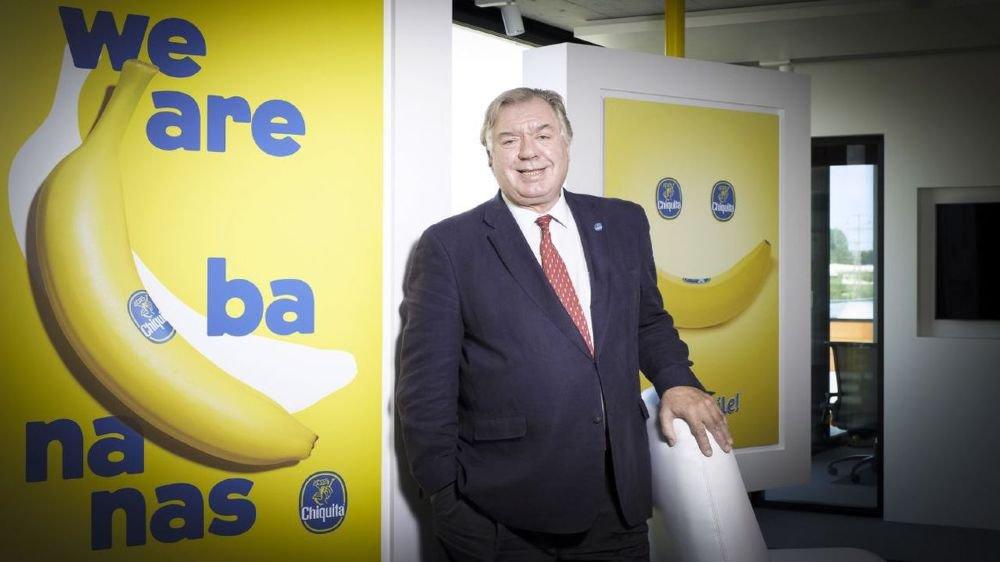 Le Britannique Andrew Biles est à la tête de Chiquita depuis début 2015. Il avait pour mission de redresser la barre dans cette entreprise endettée jusqu'à son rachat par un tandem de milliardaires brésiliens.