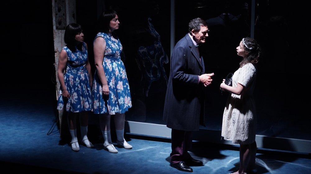 Manon Lelièvre, Didier Besset, Annick Beldjelti Linder et Line Richard figurent notamment au casting de cette nouvelle production du Carlaton, à Duillier