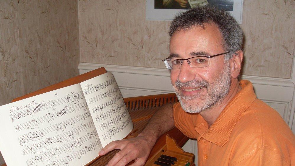 Daniel Meylan ouvrira la saison ce vendredi avec un récital d'orgue.