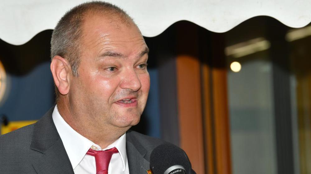 Le syndic de Trélex, Yves Ravenel, député UDC depuis 2012, prendra la présidence du Grand Conseil dès l'été prochain.