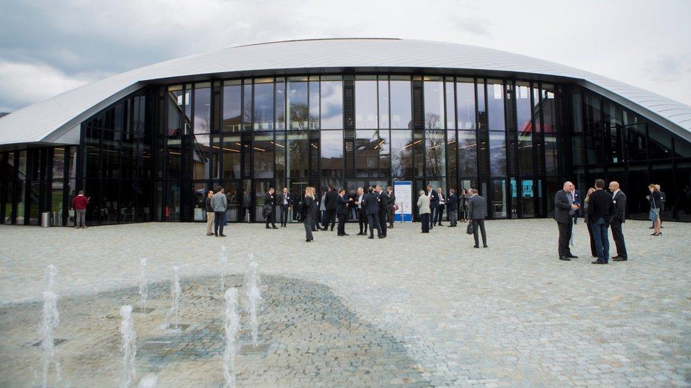 Le Rosey Concert Hall veut rendre accessible la culture aux jeunes élèves de la région.